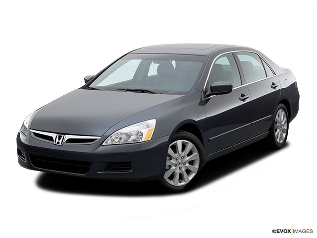 2006 Honda Accord Sedan >> Pre Owned 2006 Honda Accord Sdn Ex L Front Wheel Drive Sedan
