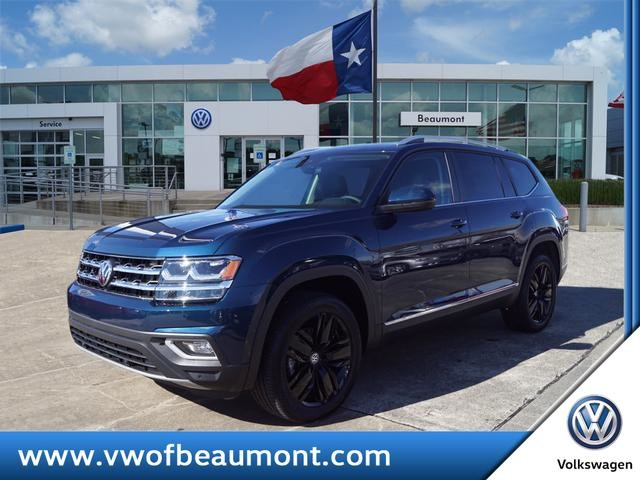 New 2019 Volkswagen Atlas V6 SEL
