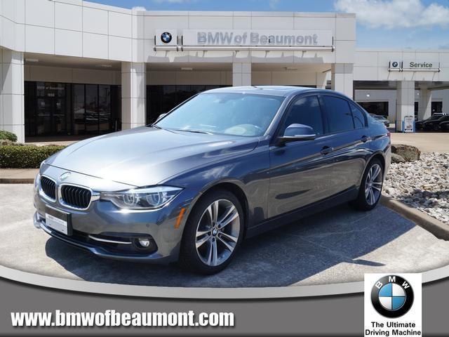 Pre-Owned 2016 BMW 3 Series 328i With Navigation