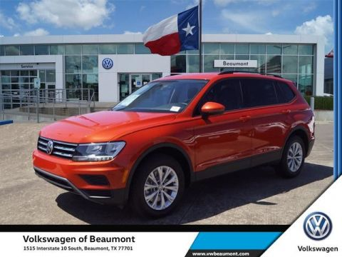 New Volkswagen Tiguan for Sale | Volkswagen of Beaumont