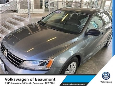 Pre-Owned 2016 Volkswagen Jetta Sedan 1.4T S
