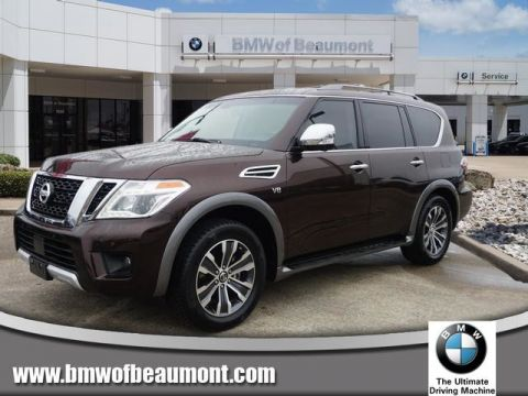 Pre-Owned 2017 Nissan Armada SL