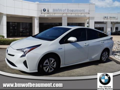 Pre-Owned 2016 Toyota Prius Four
