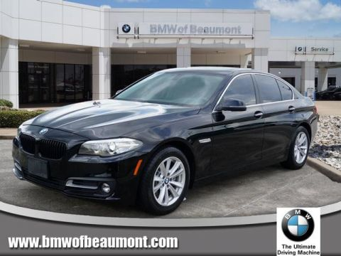 Pre-Owned 2016 BMW 5 Series 528i