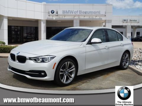 Pre-Owned 2018 BMW 3 Series 328d